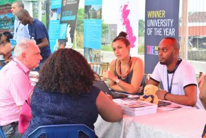 bridge house university fair