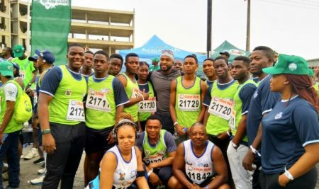 Access Bank Lagos Marathon 2018: Bridge House Students Race With Global Elite Athlethes