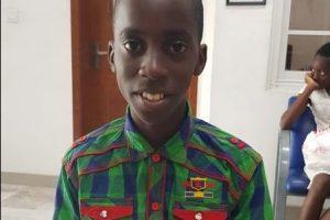David Okorogheye
