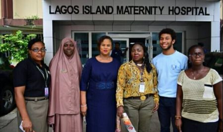 Bridge House Students Take Up Maternal Health Support Charity Project