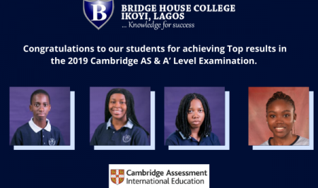 Bridge House College students bag Six Cambridge Outstanding Awards