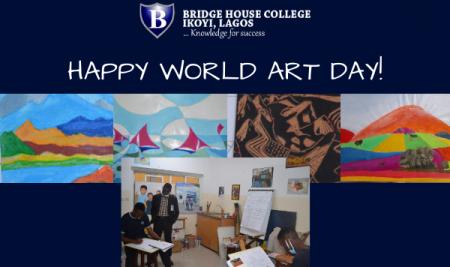 2021 World Art Day: BHC Virtual Art Display